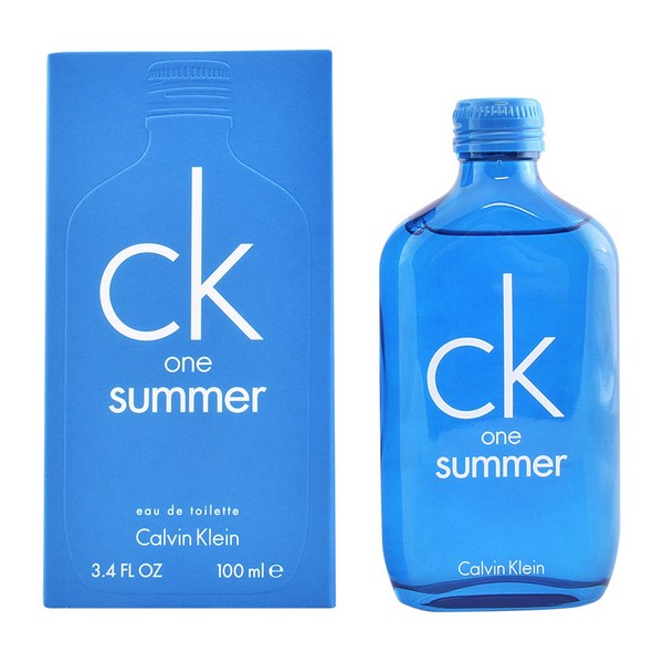 Image of   Unisex parfume Ck One Summer Calvin Klein EDT (100 ml)