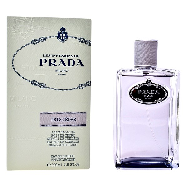 Image of   Unisex parfume Infusion Iris Cèdre Prada EDP (200 ml)