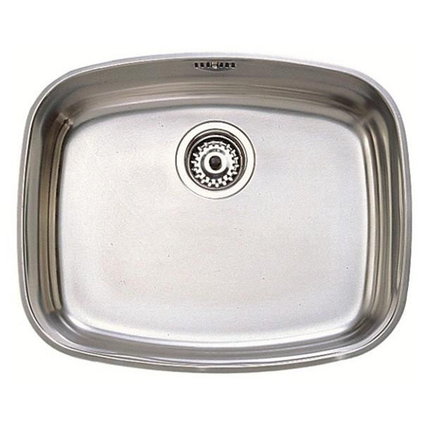 Image of   Vask med et rum Teka 10125001 BE-50.40 Rustfrit stål