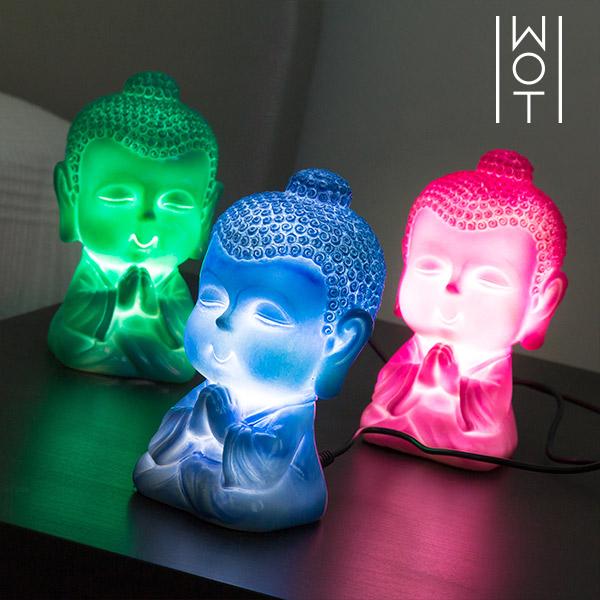 Image of   Wagon Trend Baby Buddha LED lampe