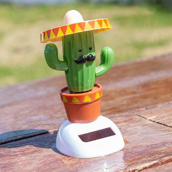Image of   Wagon Trend Sol-Kaktus med Bevægelse